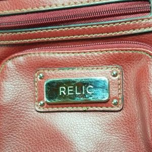 Relic Bags - Red Relic shoulder bag